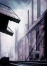 Factory - Eyvind Earle - Gallery 21