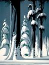 Yosemite - Eyvind Earle - Gallery 21